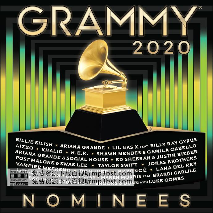 群星 - 《格莱美的喝彩 Grammy Nominees》2020[WAV]