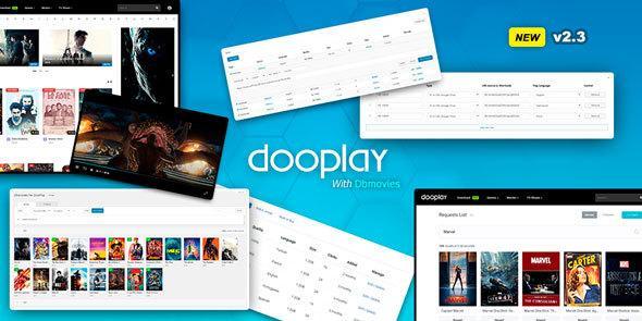 DooPlay – 专业的在线视频电影下载 WordPress主题(已汉化)