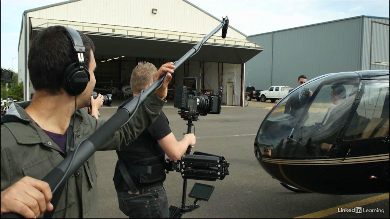 After Effects CC 2021 Essential Training VFX 视频场景特效合成AE教程