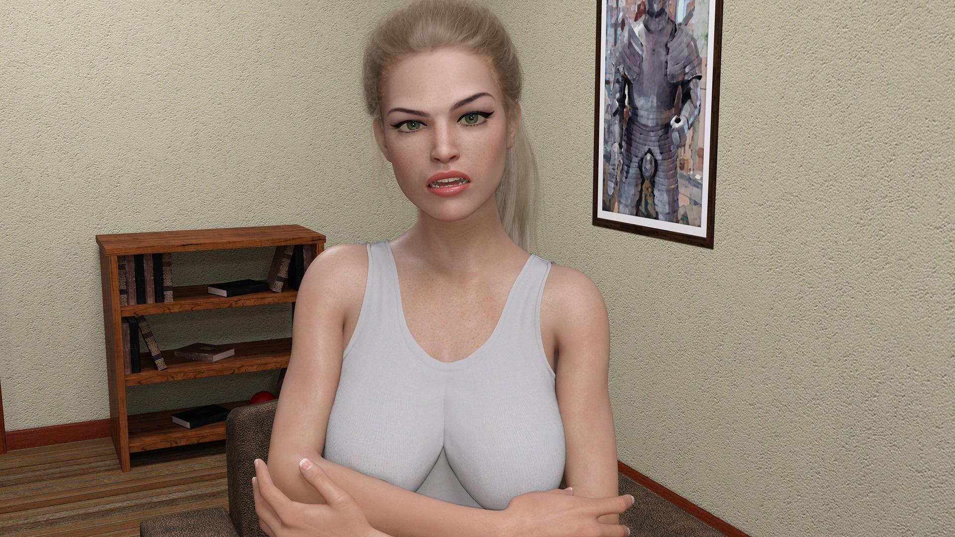 《阴影笼罩的曼斯顿 v1.1》/SLG游戏/PC