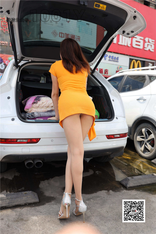 1001夜丝事 模特:Lucy 《超市购物1》超级美妇人儿-长腿姑娘!!!