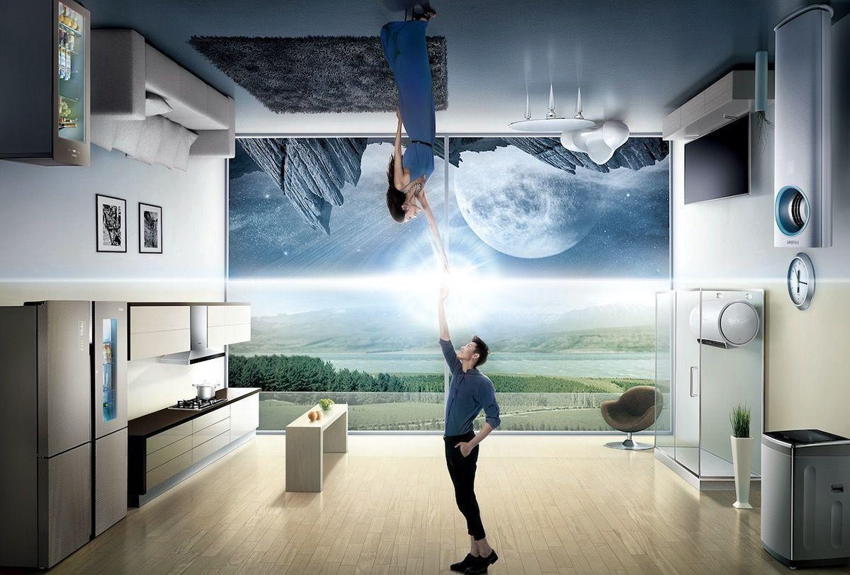 平面素材-4469张创意视觉合成海报作品参考(7)