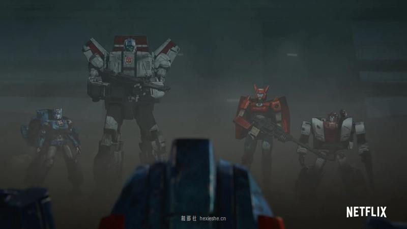 变形金刚:赛博坦战争三部曲 地出 CG电影