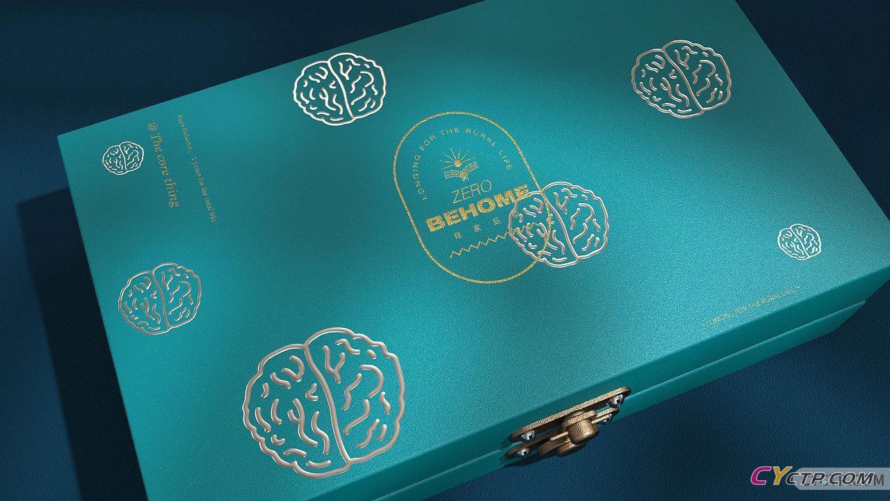 晨狮原创设计 丨 天然核桃坚果系列包装设计