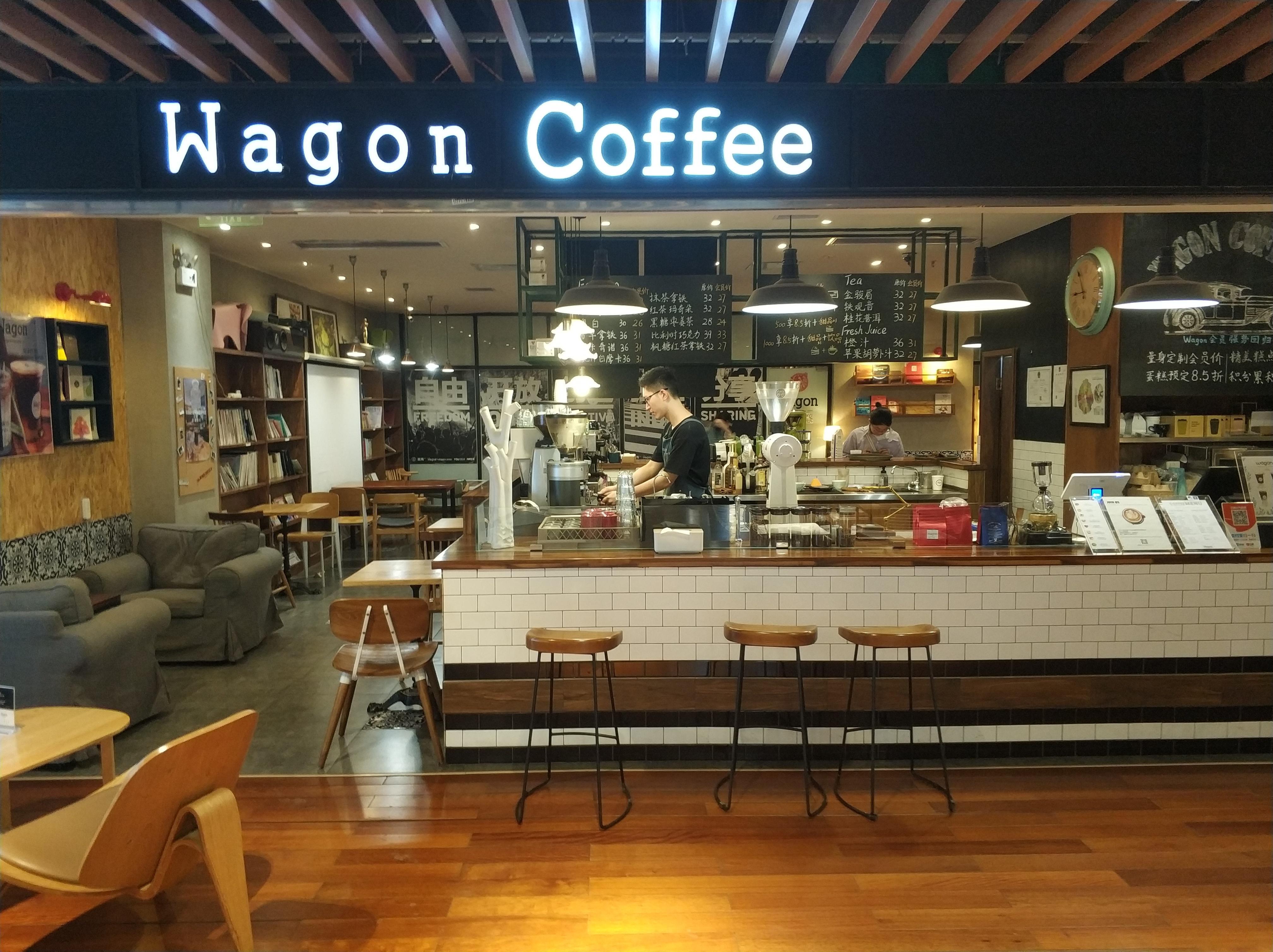 Wagon Coffee 1