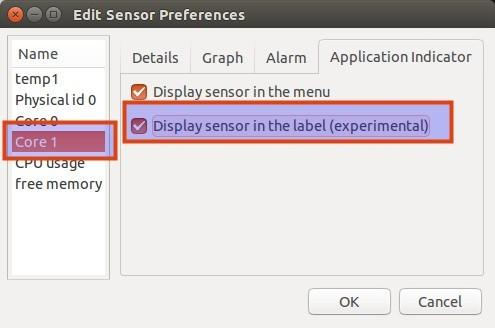 Ubuntu环境下检查CPU 的温度Ubuntu环境下检查CPU 的温度