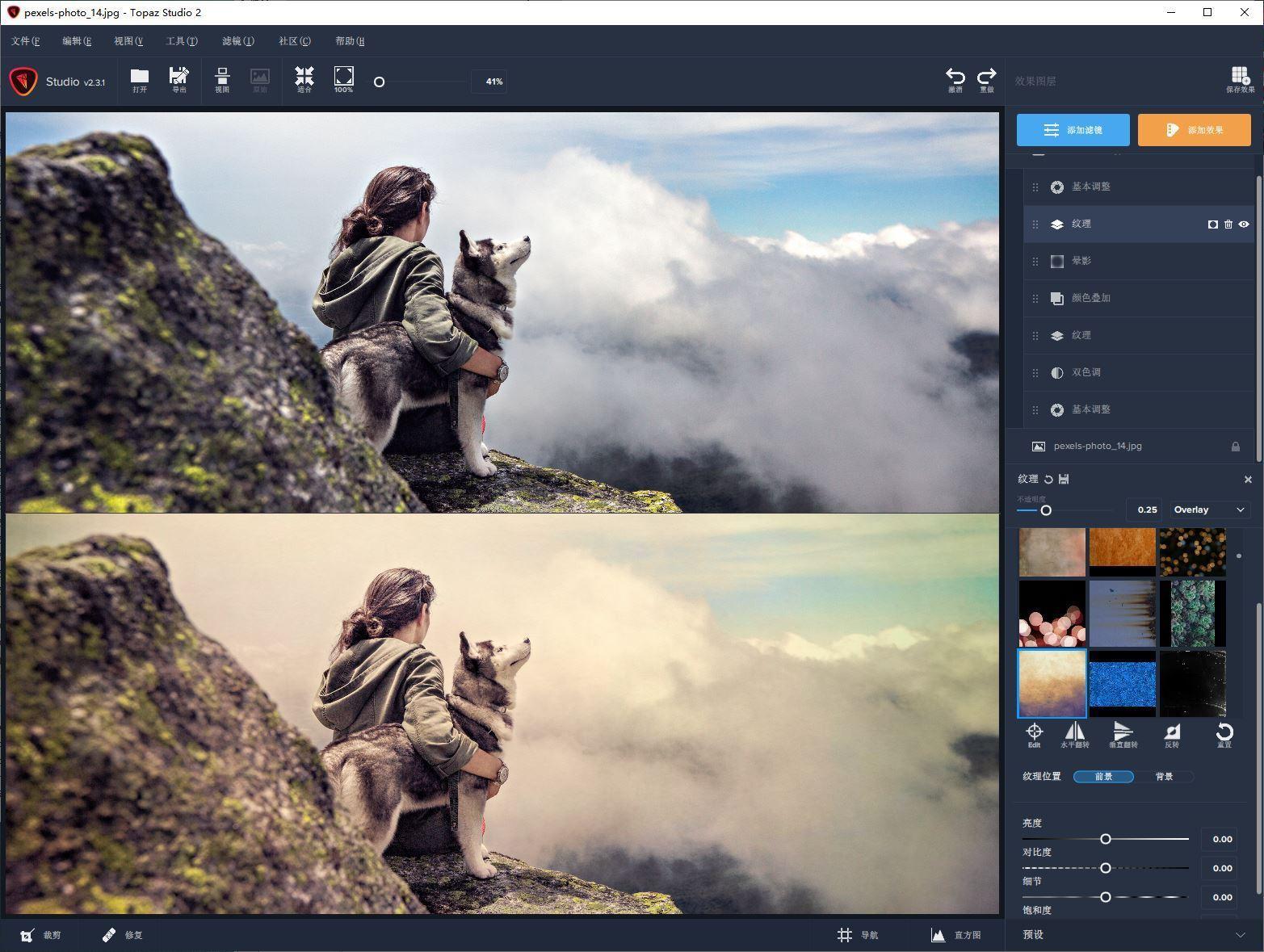 VIP资源-创意照片编辑软件 Topaz Studio 2.3.2 WIN 中文汉化版(2)