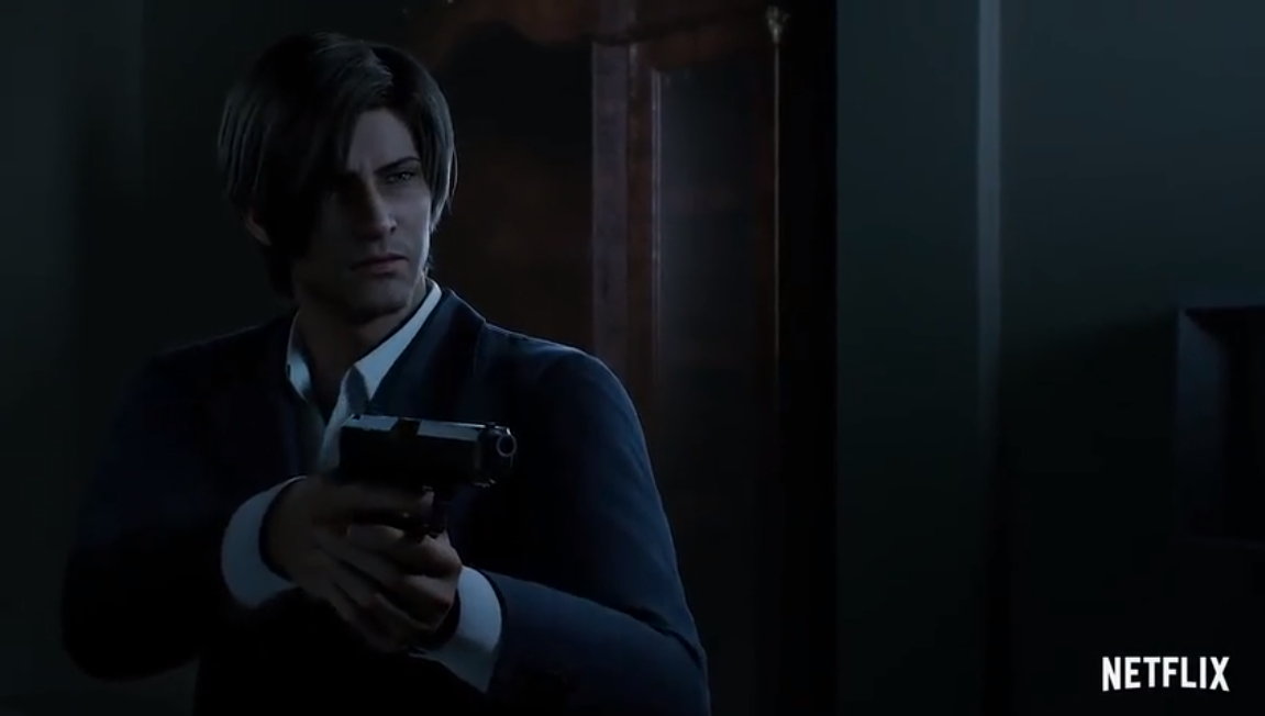 生化危机:无尽黑暗  Resident Evil: Infinite Darkness CG电影 奈飞