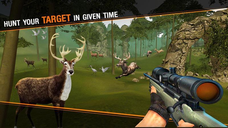 动物狩猎狙击手v3.1.5修改版