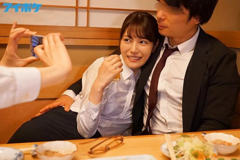 【IPX-398】枫可怜(枫花恋)出差路上的感人故事!