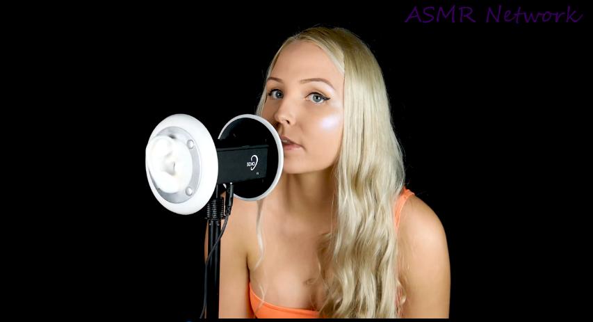 油管人气ASMR作者 Network 带来异国风情的强烈?口腔音!少有的体验感!