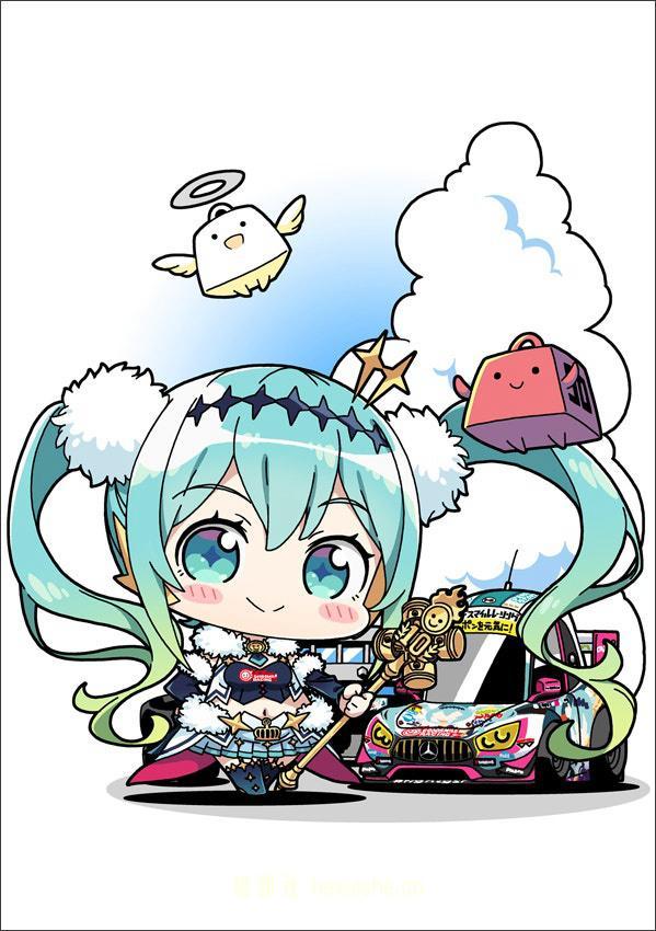 赛车初音 Racing Miku 100站 Super GT