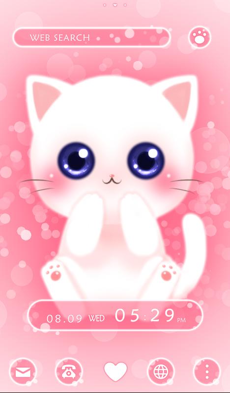 爱心小猫主题壁纸v1.0.0安卓版下载