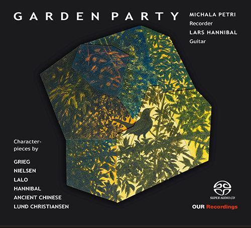 Michala Petri_Lars Hannibal - 《Garden Party (352.8k DXD)》[Hi-Res 352.8kHz_24bit FLAC]