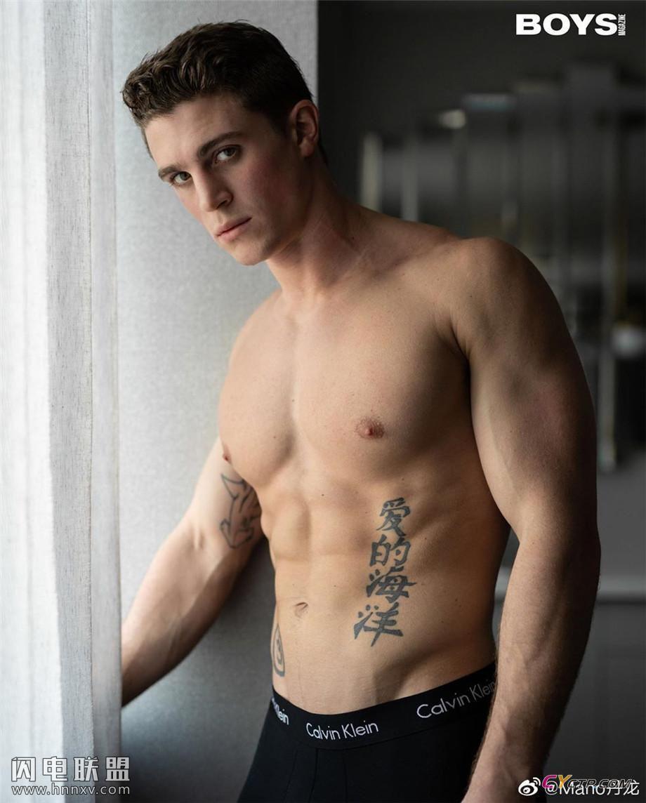 性感美国肌肉男帅哥图片