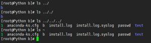 Linux:ls命令如何使用Linux:ls命令如何使用