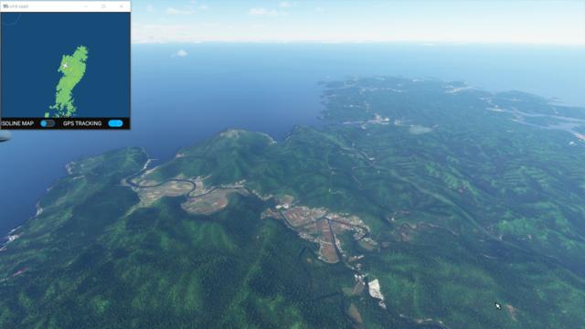 """金田城变成那样的地方?去了""""Microsoft Flight Simulator""""的""""Ghost of Tsushima""""的圣地巡礼!-来了社长"""