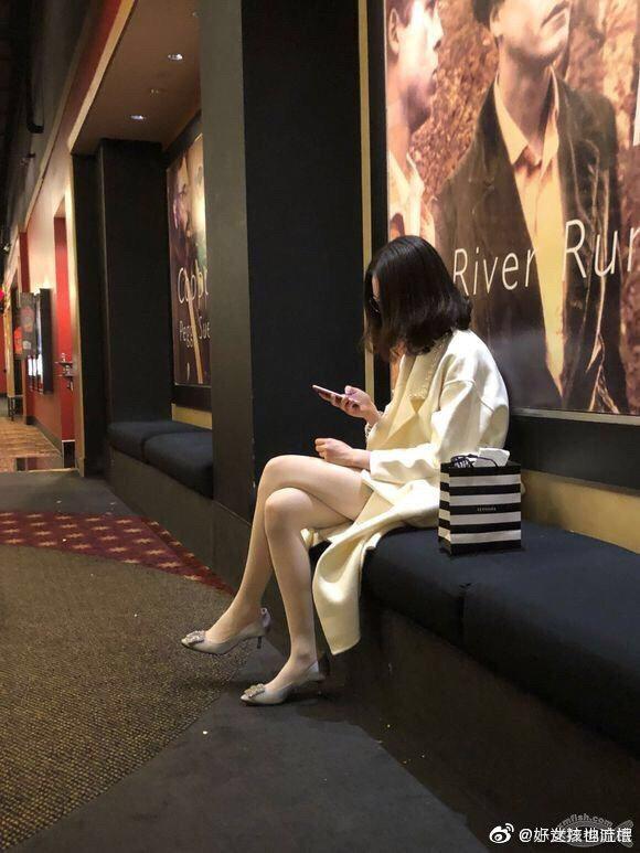 电影院遇到这种行为你会怎么办? 