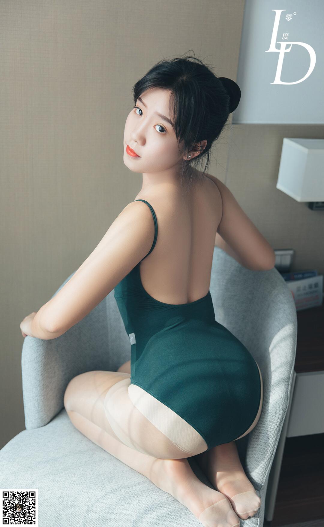 零度摄影 第041期 舞蹈生张晓-觅爱图