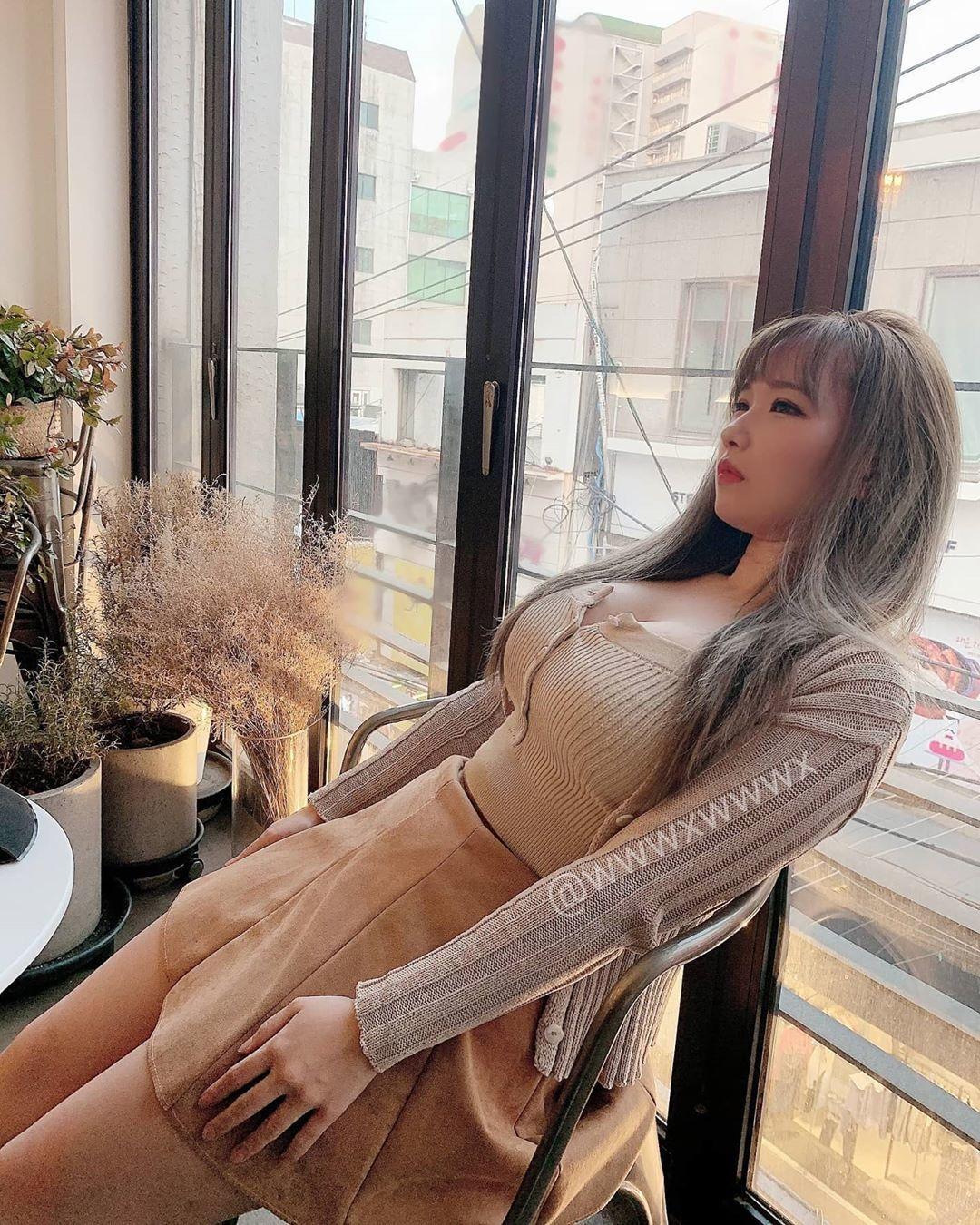 图片[20]-韩国网络红人养眼美眉,性感美胸美女Mika cho-福利巴士
