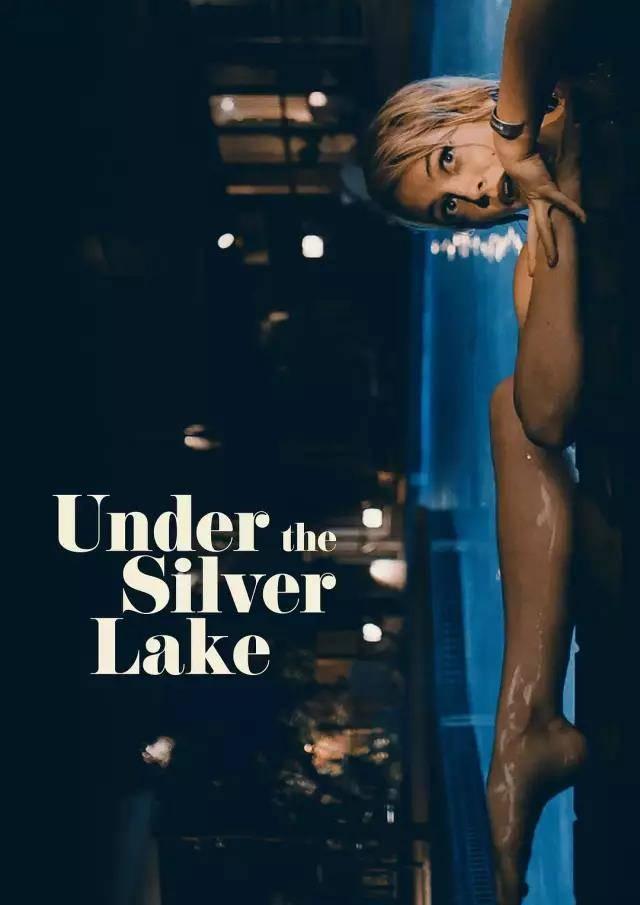 《银湖之底》马赛克打到手软,这部戛纳节的惊艳之作真的很高级!