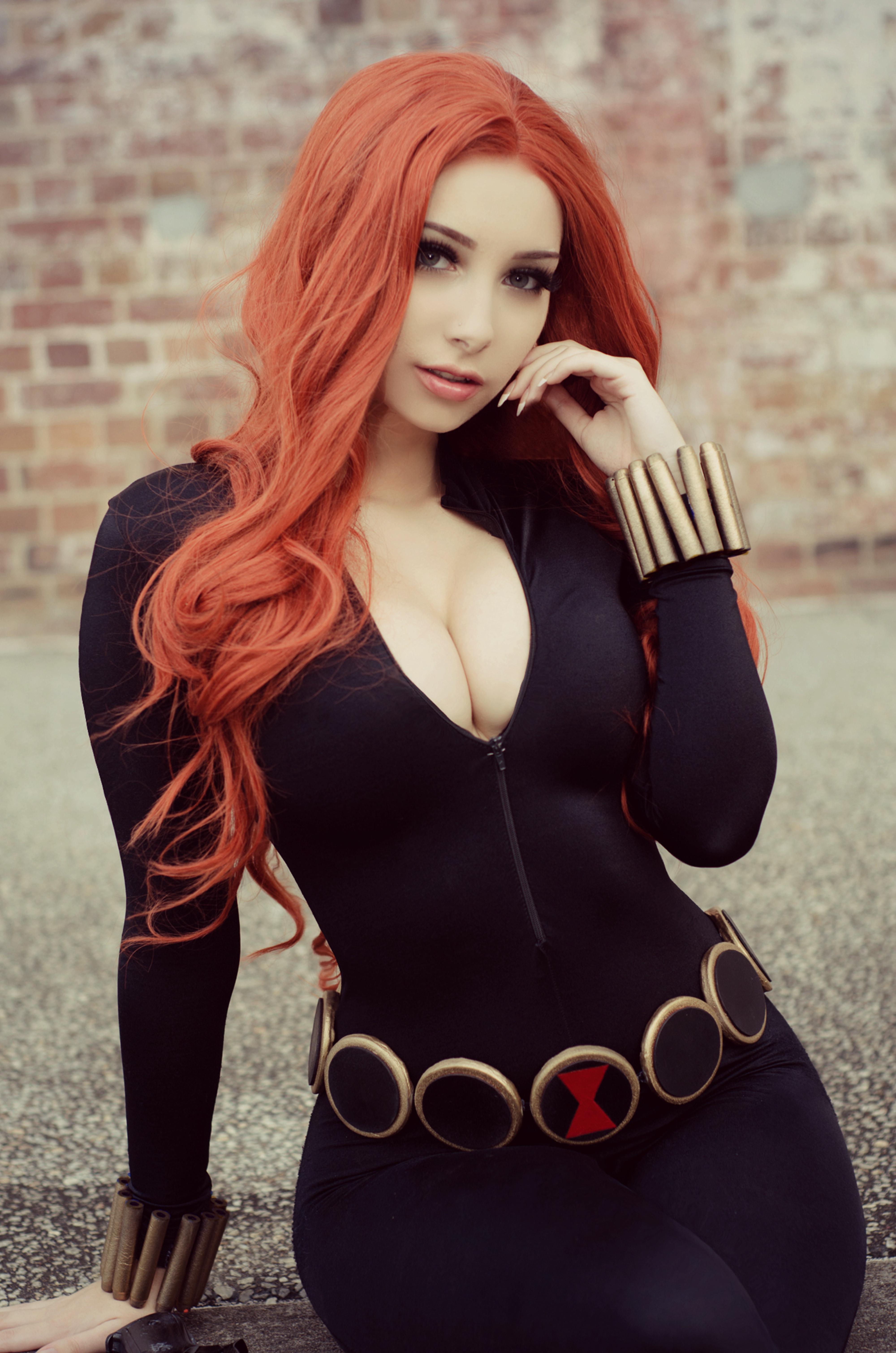 Beke Jacoba - Black Widow (有本事的特工~~欧美小姐姐~)-蜜桃畅享