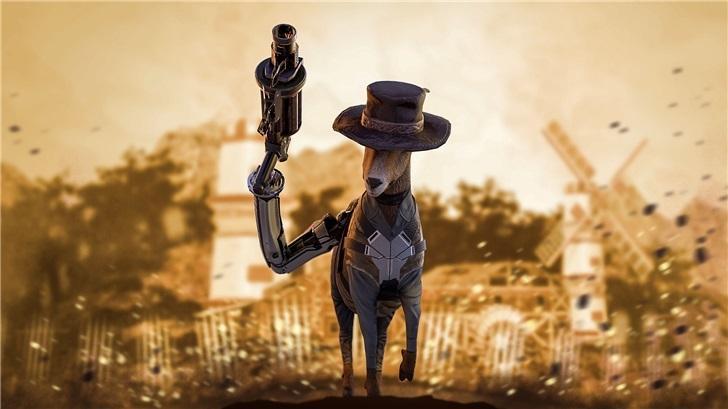 限时免费 Steam多人射击游戏《GOAT OF DUTY》