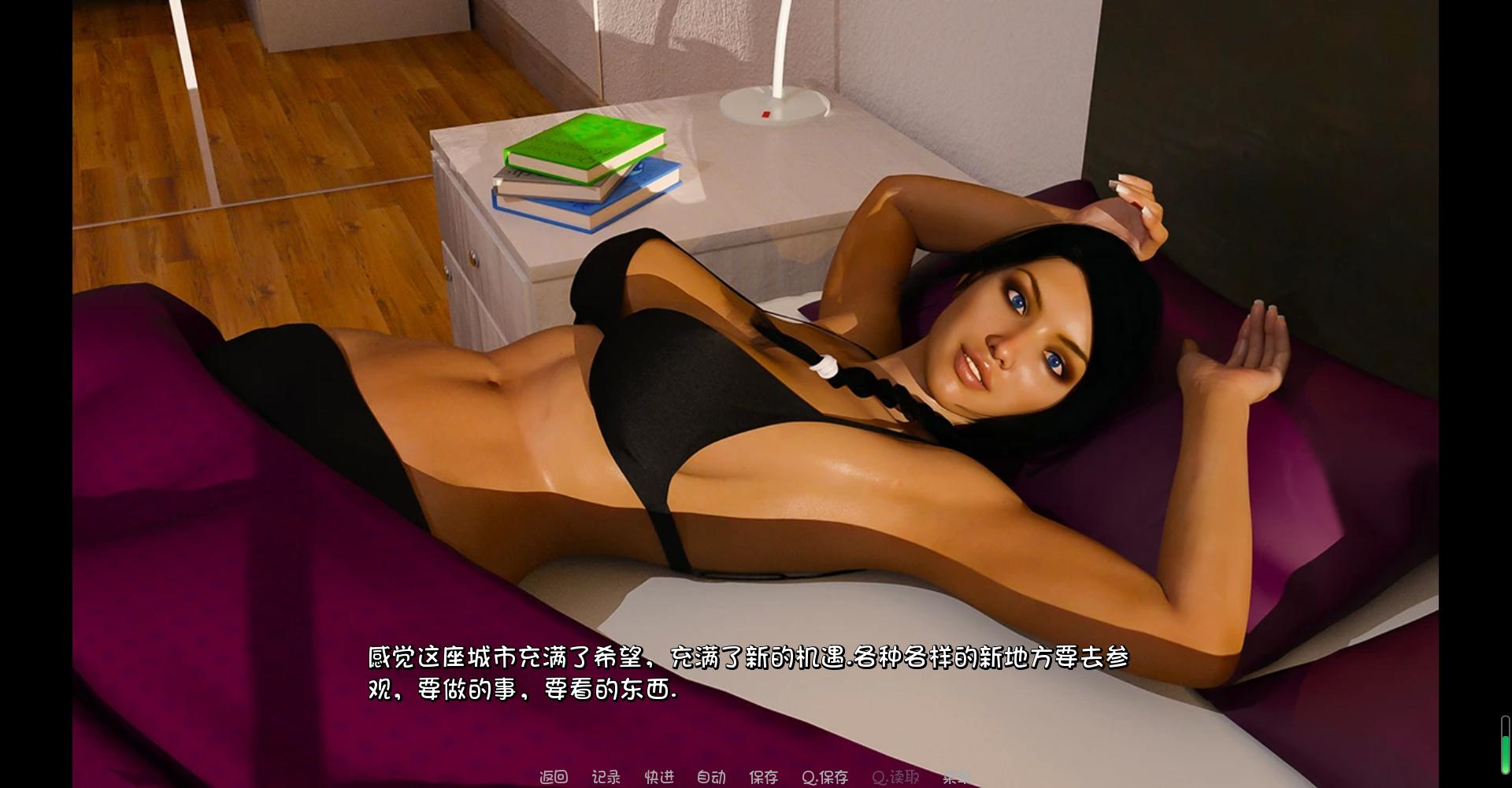 《安娜-令人兴奋的情感》/SLG游戏/PC/安卓