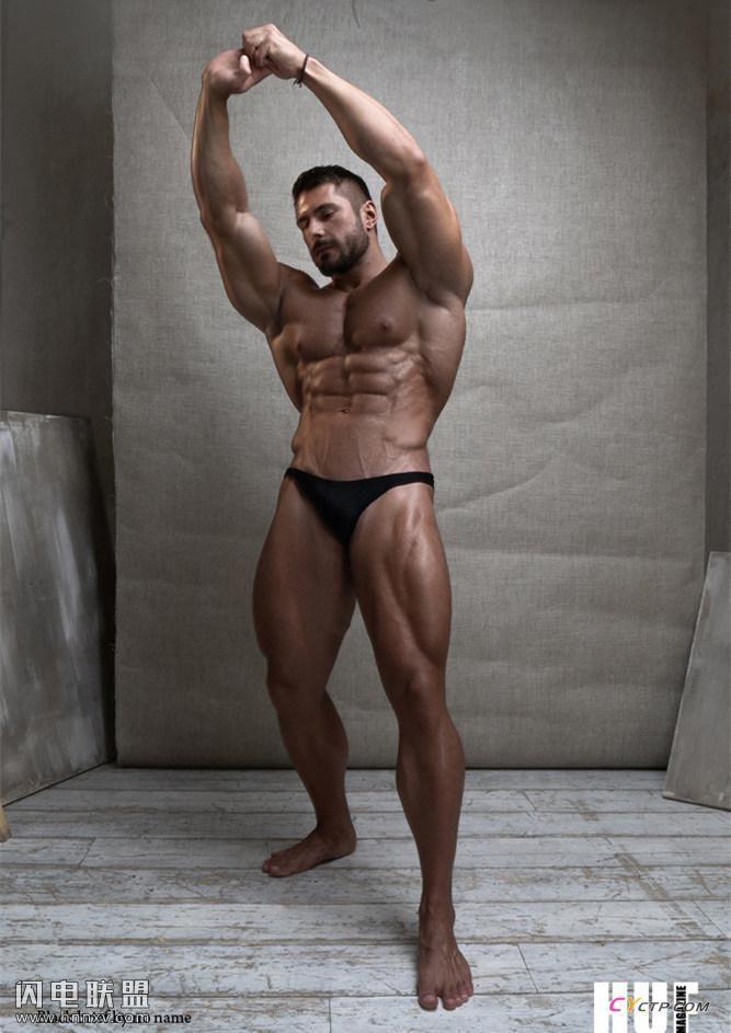 欧美男同肌肉帅哥私房写真激凸照片