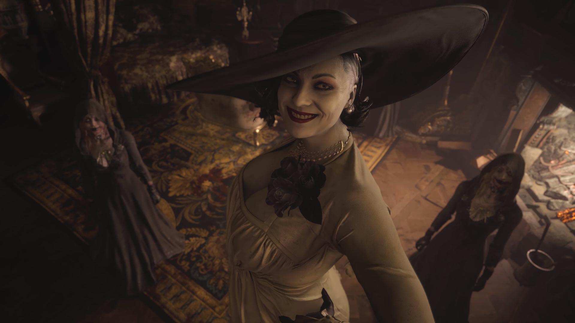 《恶灵古堡8:村庄》蒂米斯特雷库夫人