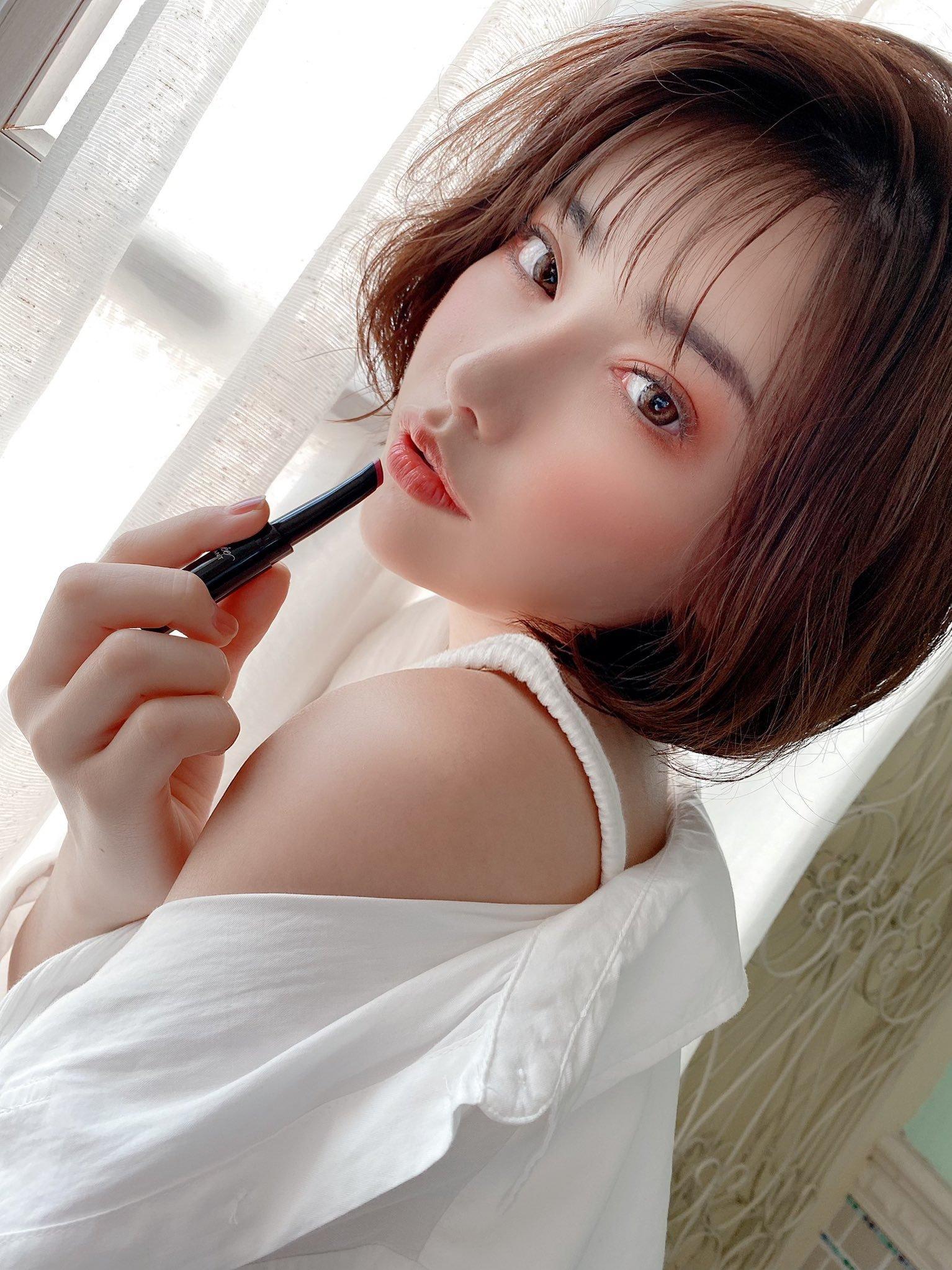 深田咏美再现魅魔 葵铃奈瘦小水着插图(74)