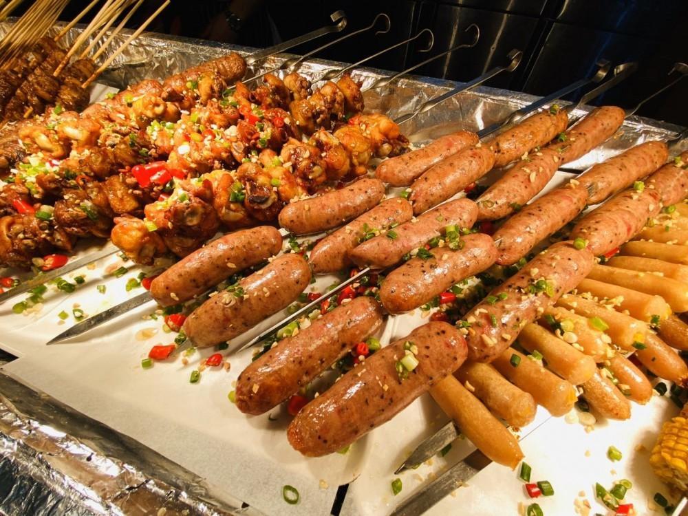 限量500张【三墙路店】丰汇源自助火锅+烤肉-单人自助餐特惠54元(午晚餐通用)有效期至7月31日