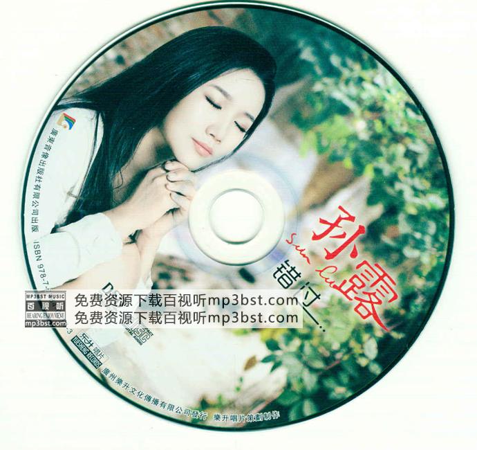 孙露 - 《错过 DSD》低速原抓[WAV]
