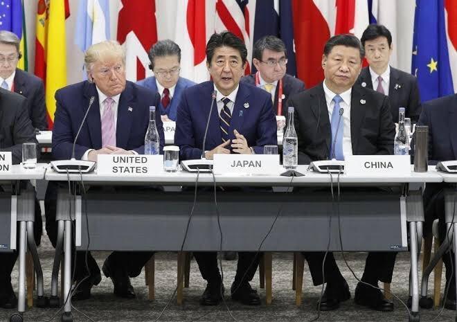 G20大阪峰会