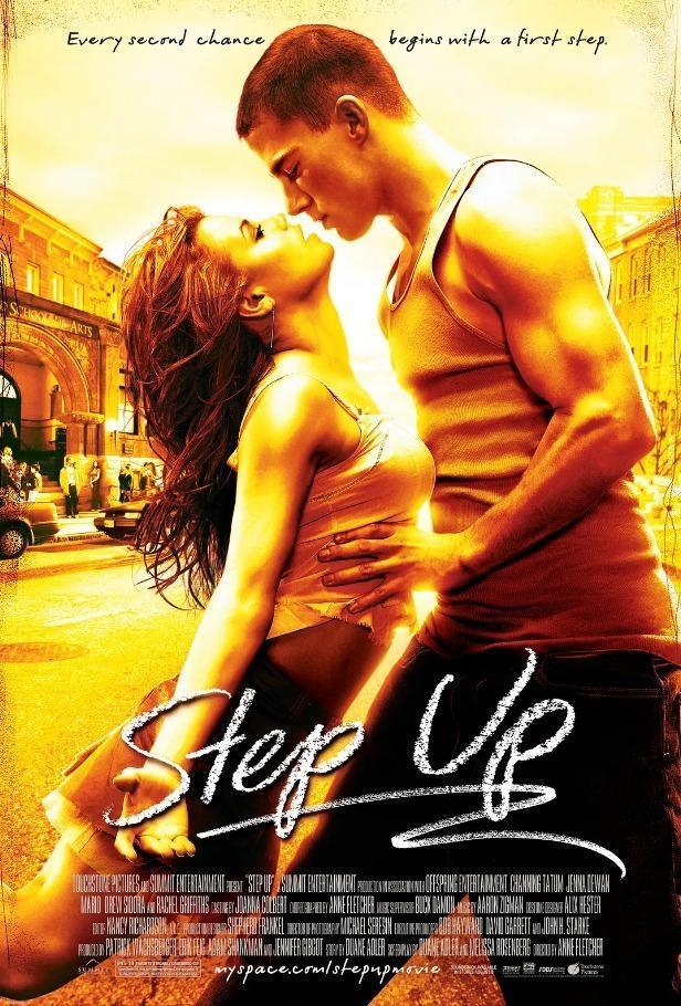 电影[舞出我人生/Step Up]系列1-5部合集 百度云高清下载图片 第1张