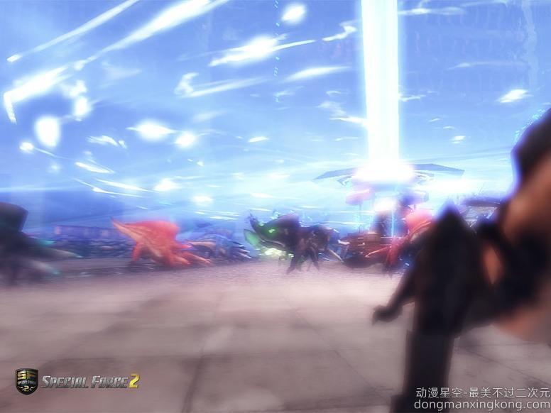 "《Special Force 2 Online》开放 PVE 模式""外星浩劫"" 恐怖异形重返战场"