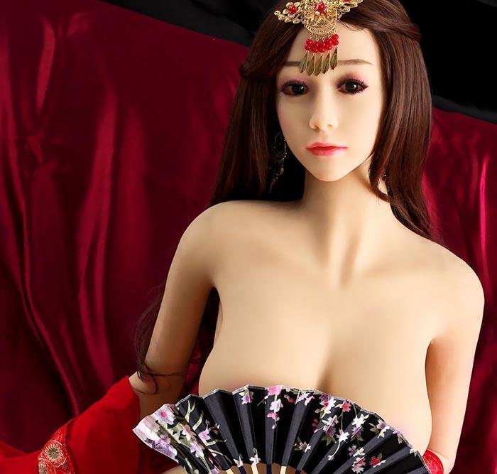 凌香,实体硅胶娃娃,真人逼真倒模全实体娃娃,完美身材