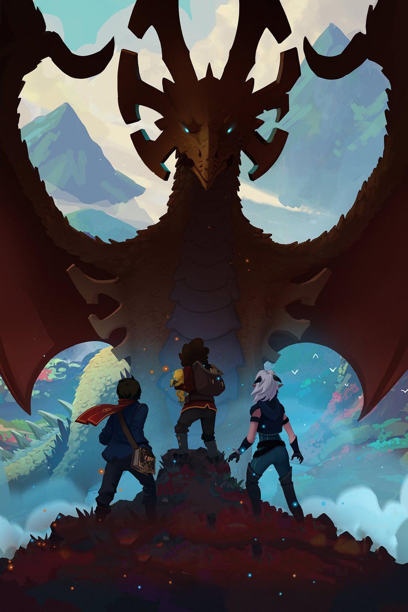 龙王子 第一季 The Dragon Prince Season 1 (2018)百度云迅雷下载