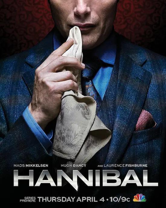 美剧《汉尼拔/Hannibal》1-3季全集无删减 百度云高清下载图片 第1张