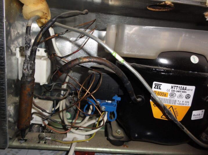 冰箱压缩机