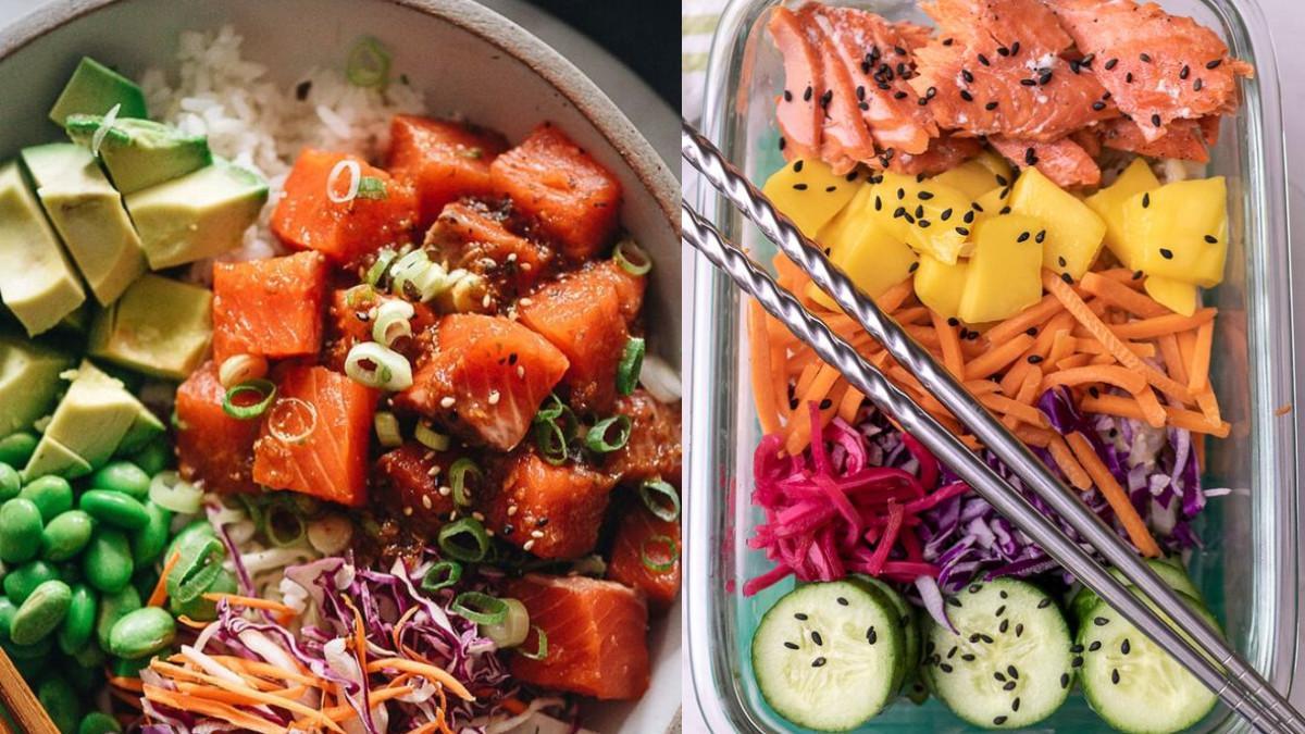 健康的减肥饮食,减肥营养菜谱之低脂饭团制作方法- 值得吗