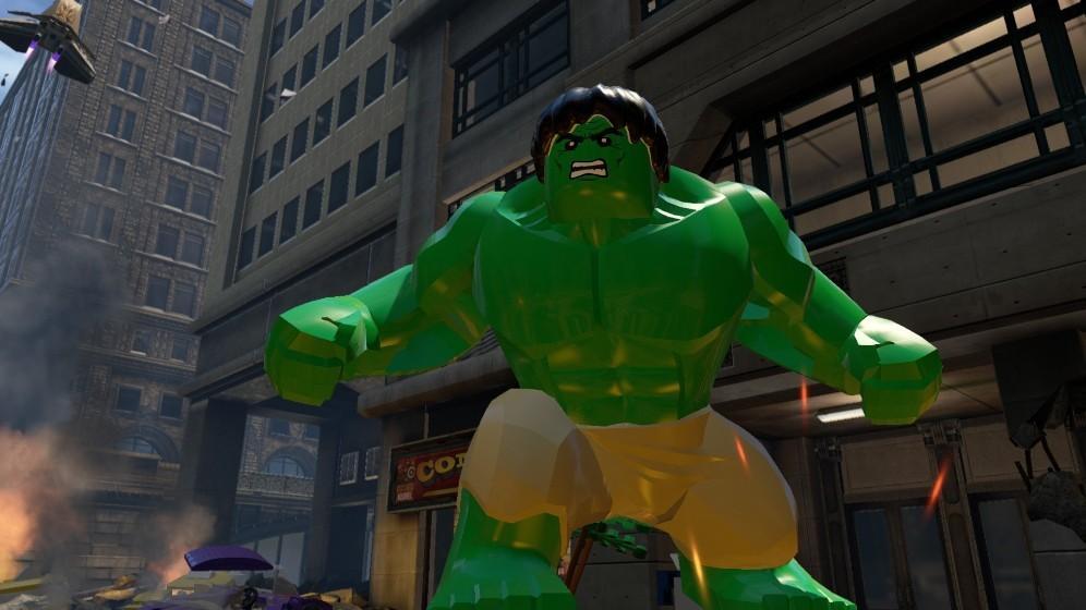 经典单机《LEGO-复仇者联盟》乐高复仇者联盟百度云下载