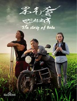 巴图的故事海报