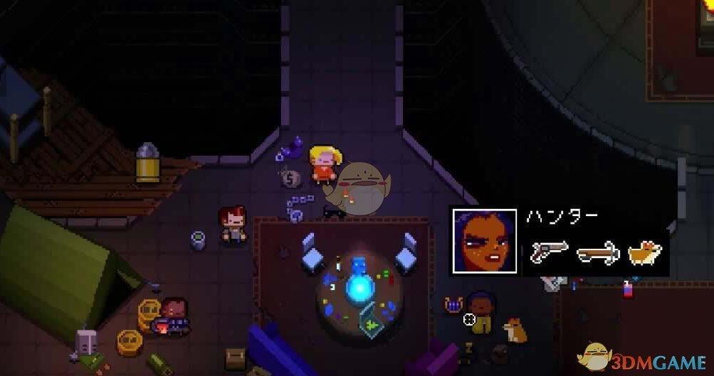 《挺进地牢》小公主和大机器人npc介绍