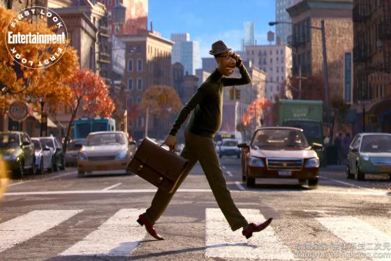 皮克斯新动画《Soul》将讲述一位爵士音乐家探索灵魂深处的故事