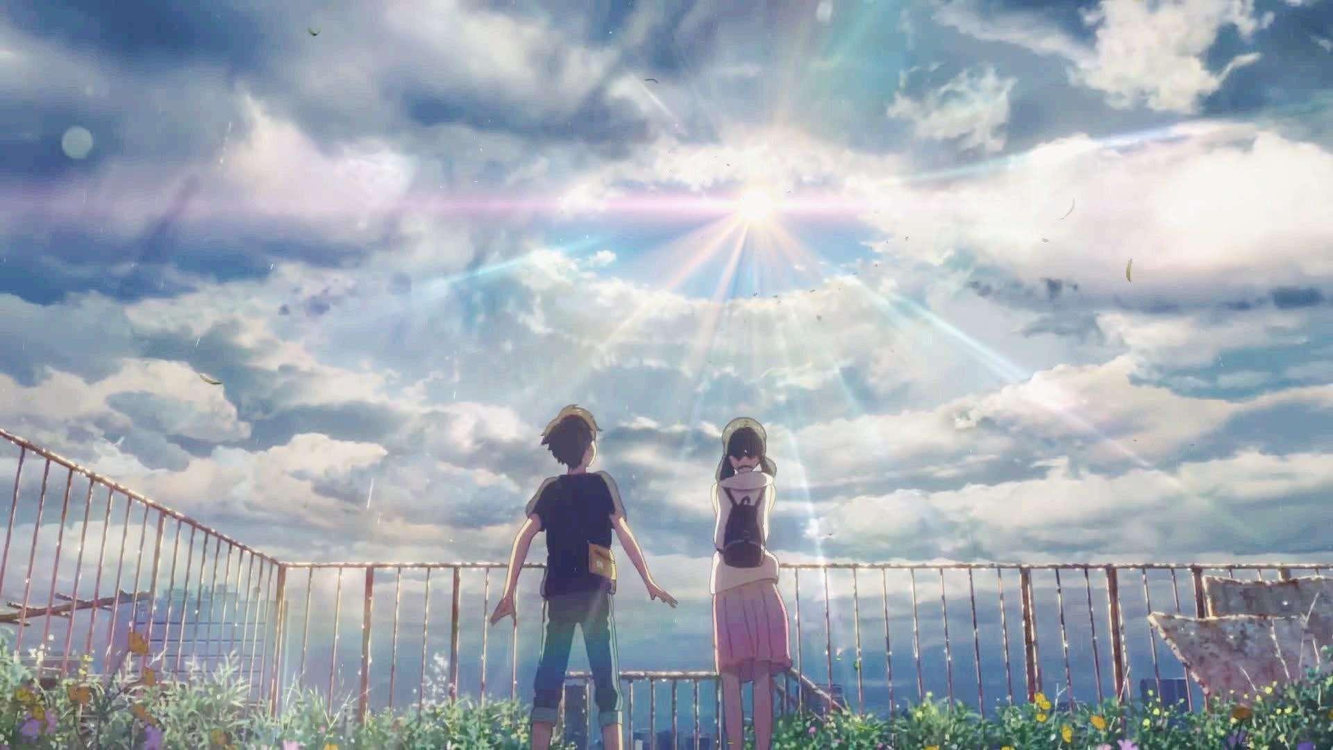 【官方】《天气之子》主题曲《爱能做到的还有什么》MV(演唱:RADWIMPS)