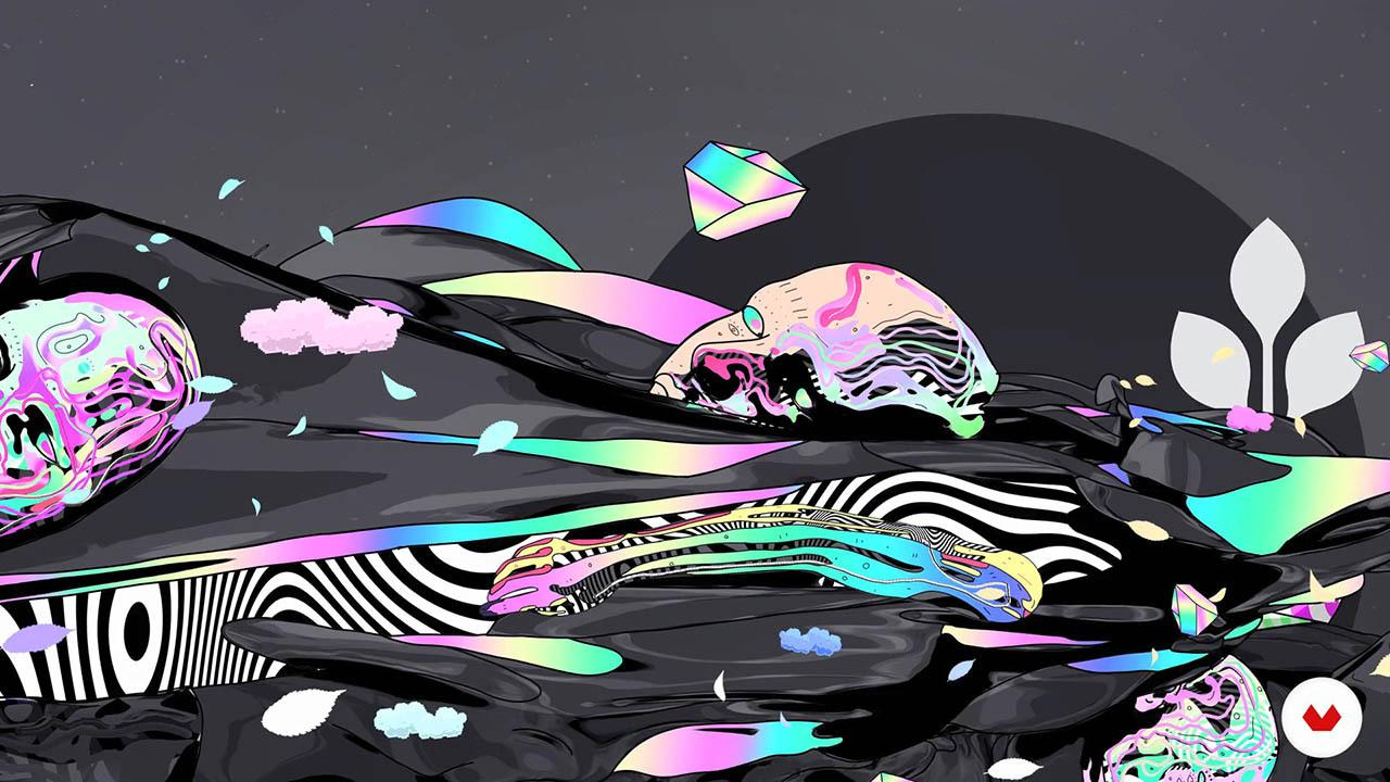 Psychedelic Animation with Photoshop and After Effects – PS AE制作抽象视觉动画教程