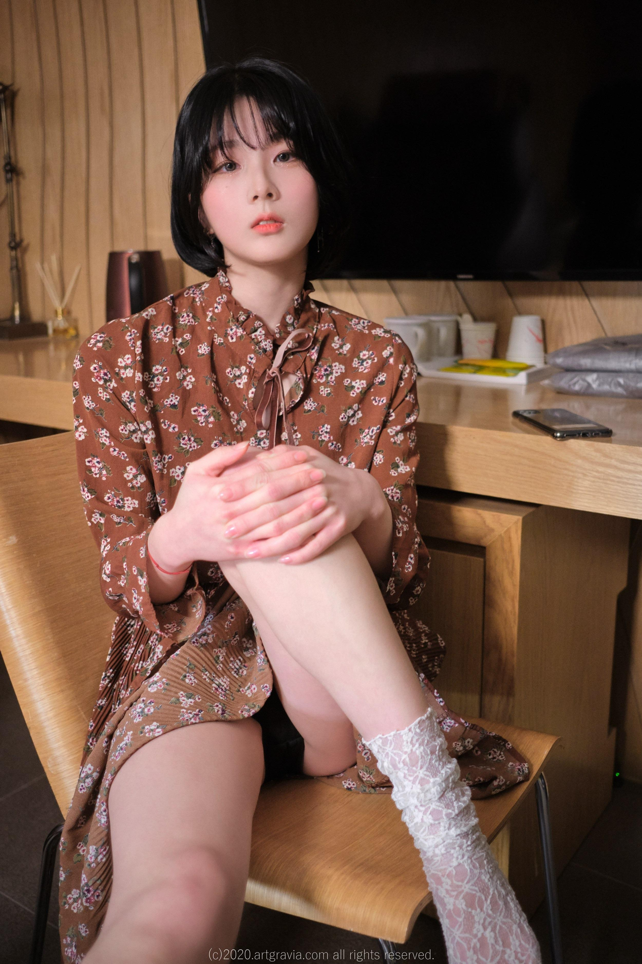 ARTGRAVIA VOL.154 姜仁卿 Jang joo