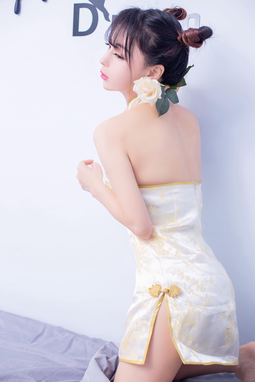 风之领域 0232旗袍少女果真是非同凡响~~~