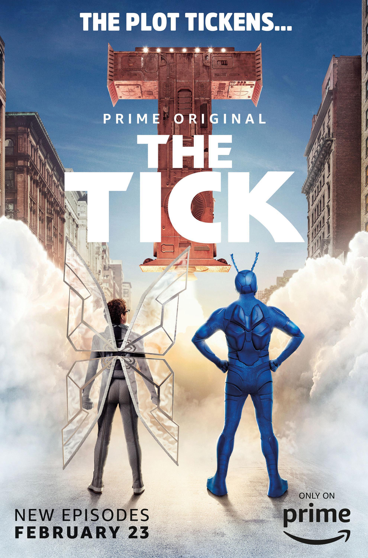 超级蜱人 第二季 The Tick Season 2 (2019)百度云迅雷下载